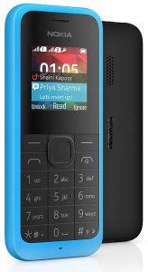 best keypad mobile under 2000 - Nokia-105