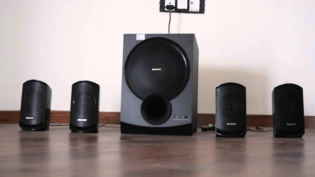 Sony SA-D10 Speaker