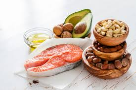 eating fats with protein