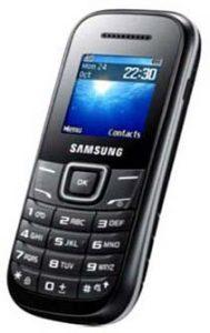best keypad mobile - samsung-e1200
