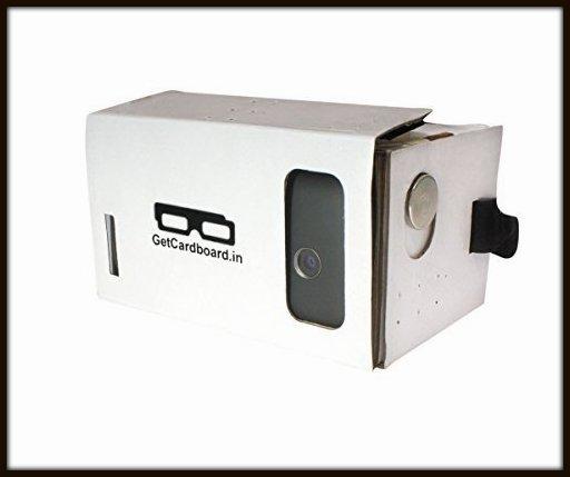 GetCardboard DIY VR Kit