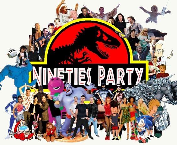 90s Party Theme
