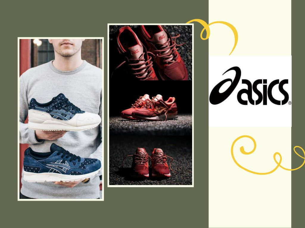 Sports brand in India - Asics Sportswear