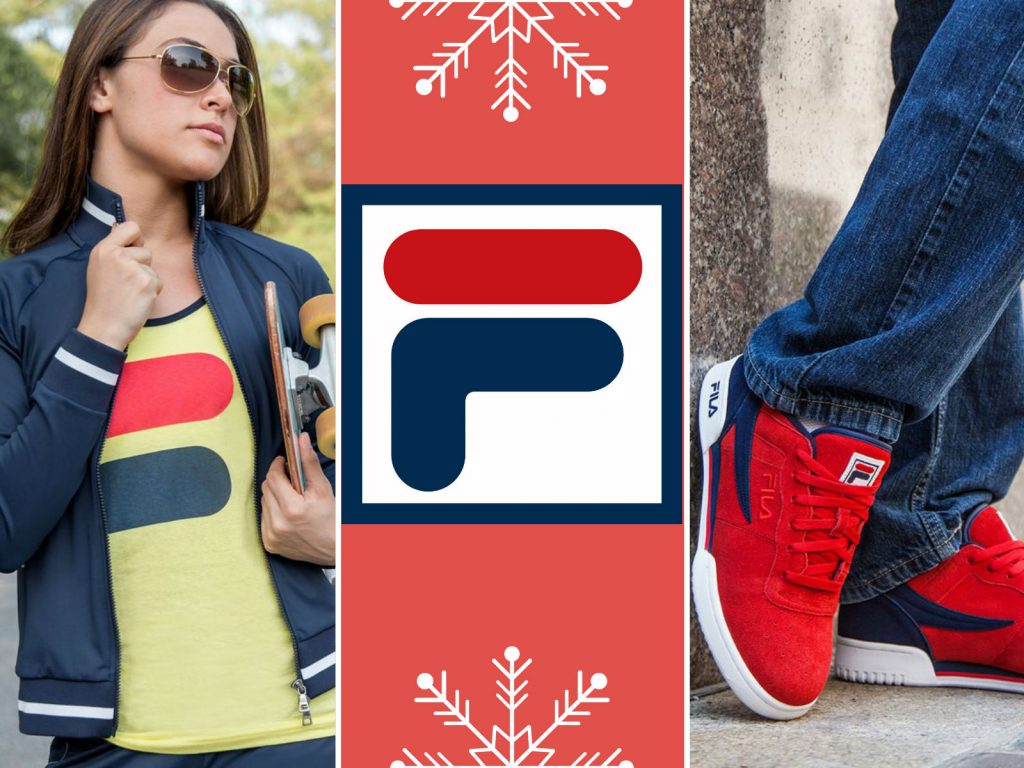 Sports brand in India - Fila Sportswear