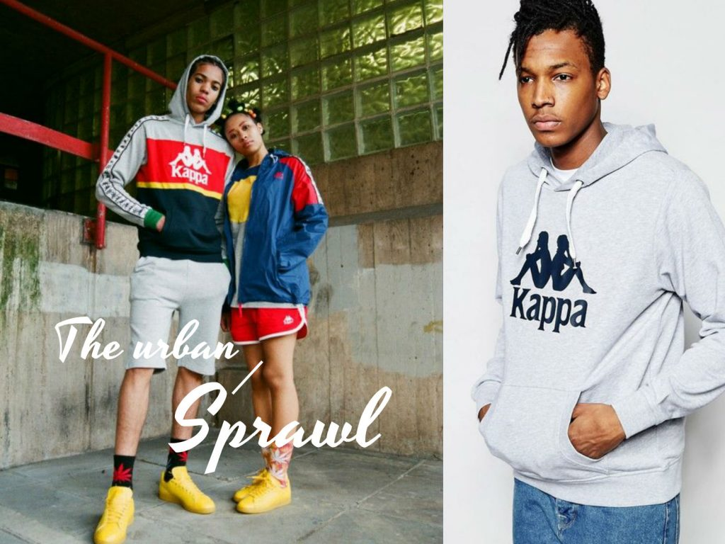 Sports brand in India - Kappa Sportswear