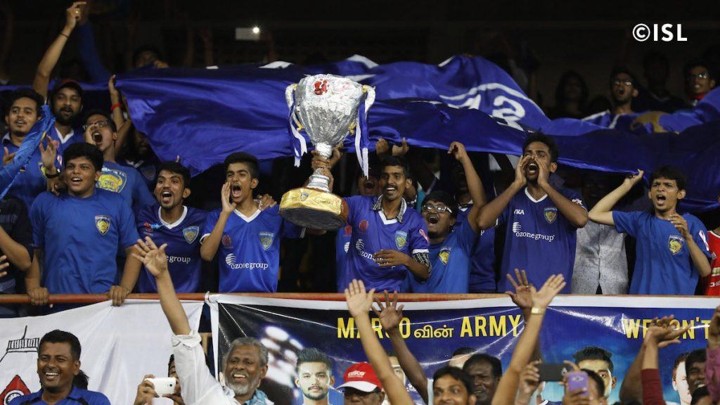 Chennaiyin FC Fans