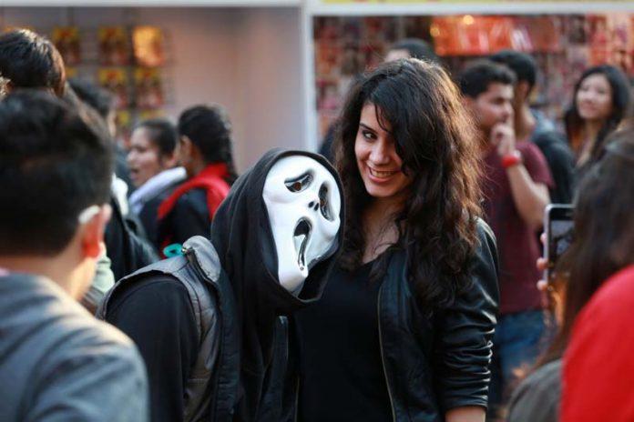 Comic Con Delhi 2016