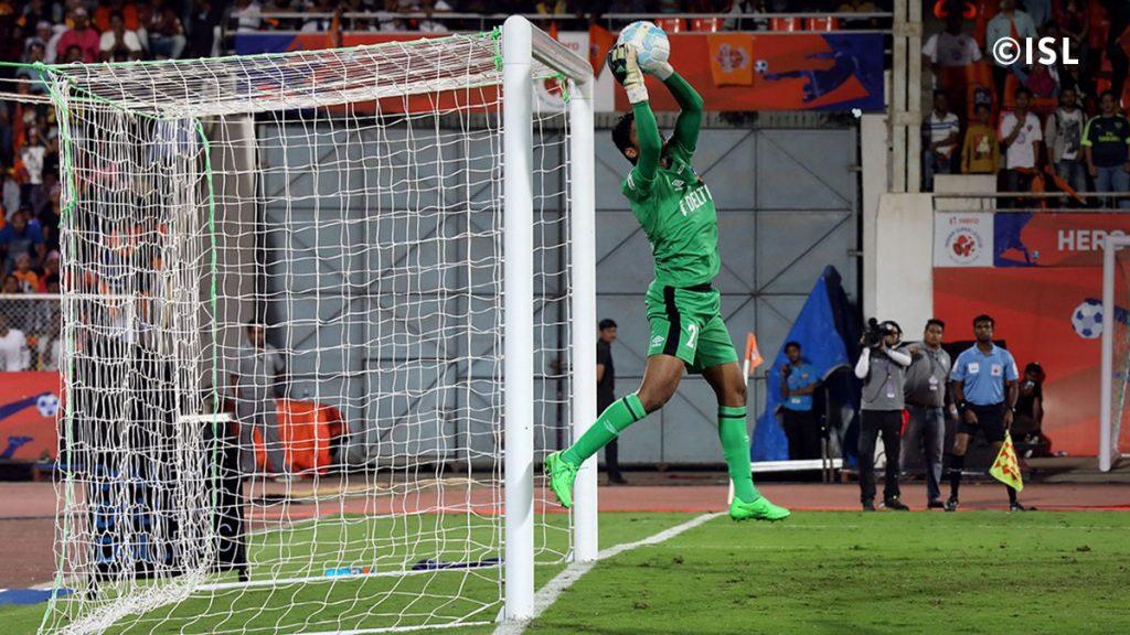 FC Goa Goalkeeper