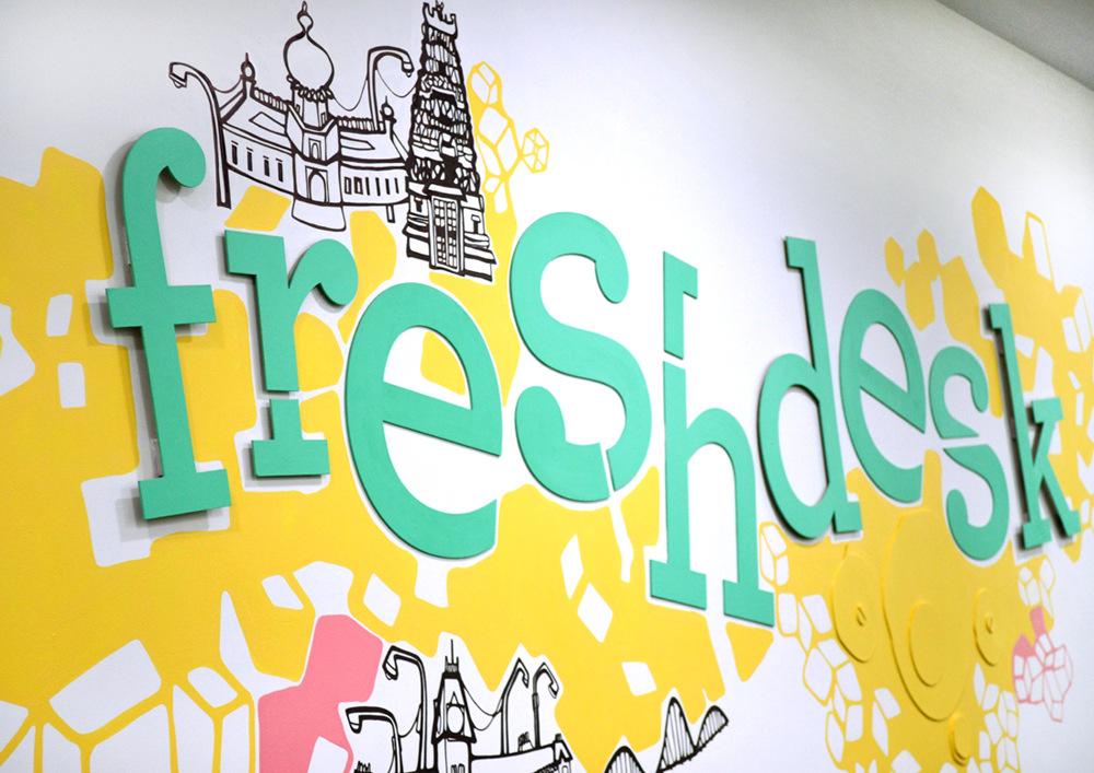 Freshdesk Office Chennai