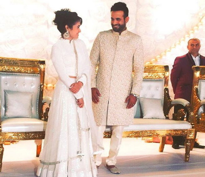 Irfan Pathan Wedding