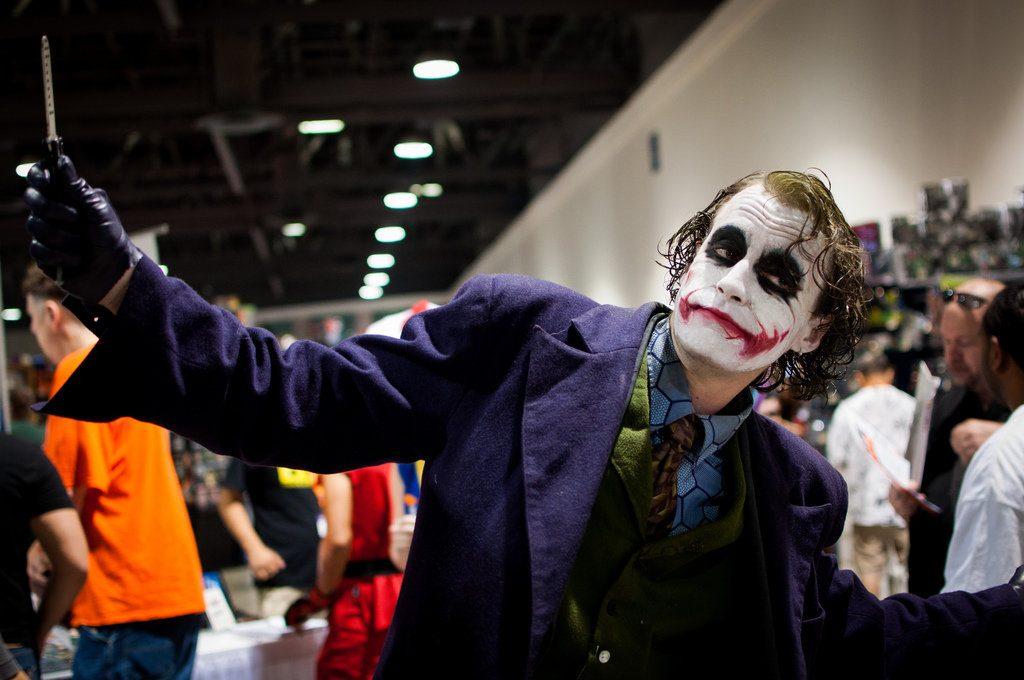Joker Comic Con India