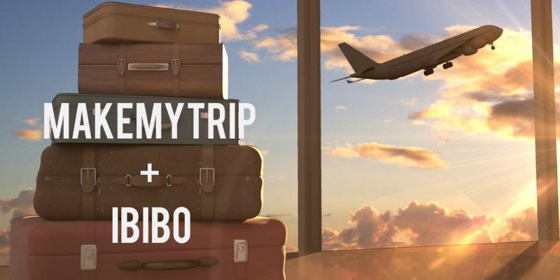 MakeMyTrip Ibibo Deal