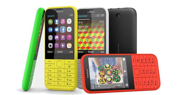 Nokia Feature Phones