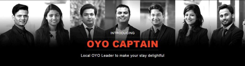 OYO Captains