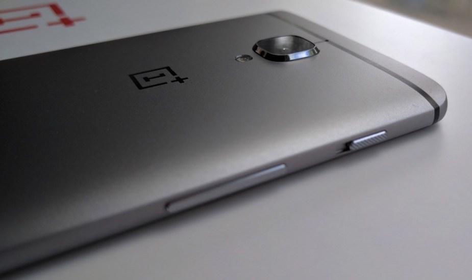 OnePlus 3T Design
