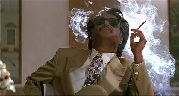 Rajinikanth Cigarette