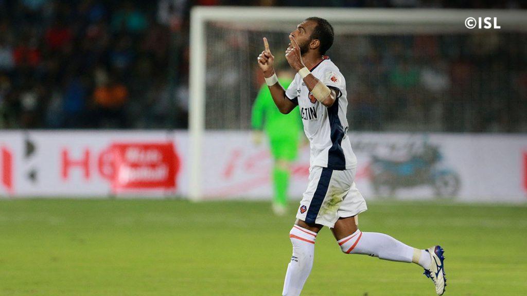 Richarlyson Goal FC Goa