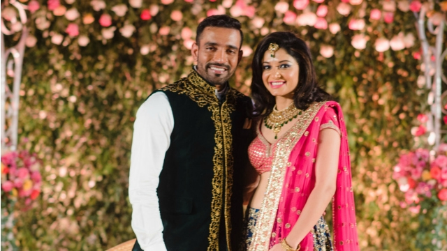 Robin Uthappa Wedding