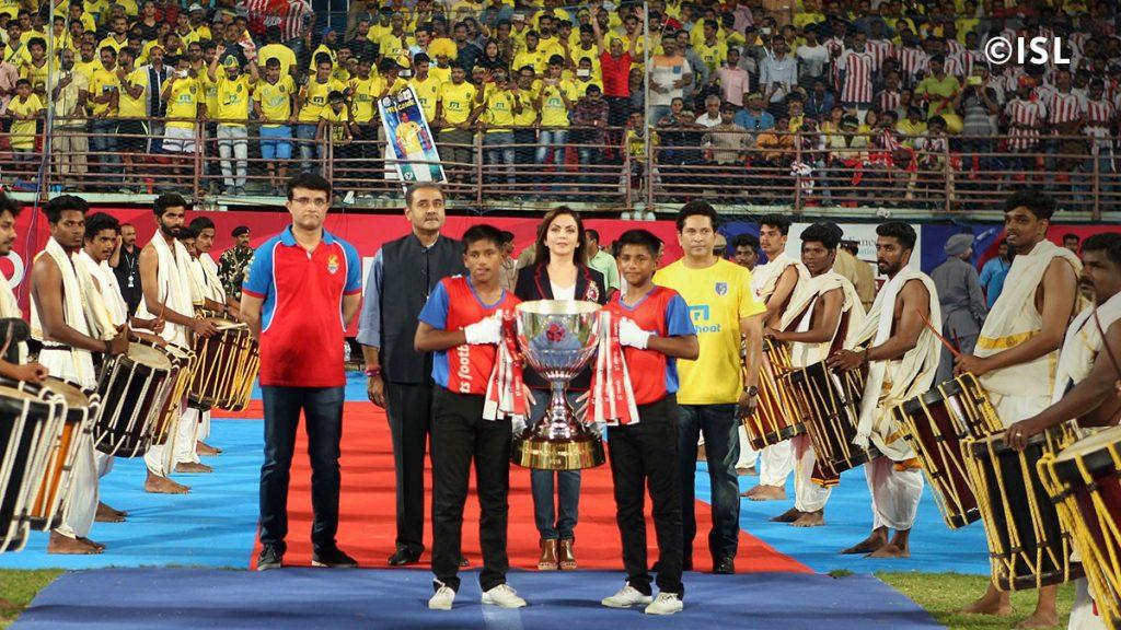 Sachin Ganguly ISL 2016