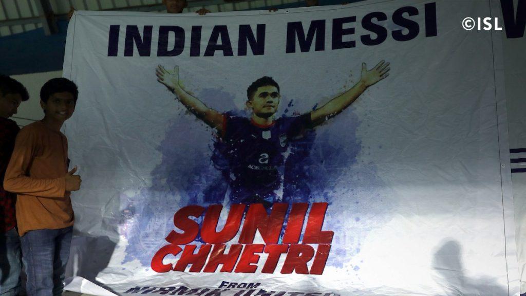 Sunil Chhetri Mumbai FC