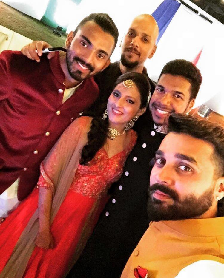 Varun Aaron Wedding Photos