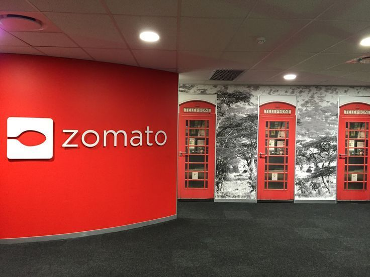 Zomato Office