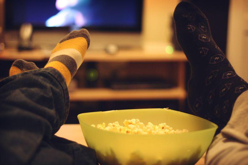 movie marathon on NYE