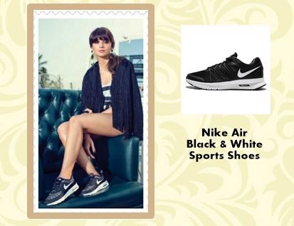 Alia Bhatt Nike Sneakers-crop