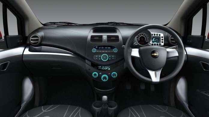 Chevrolet-Beat-Facelift-Interior