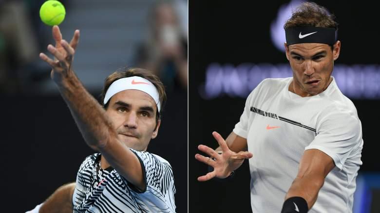 Federer Vs Nadal Australian Open 2017