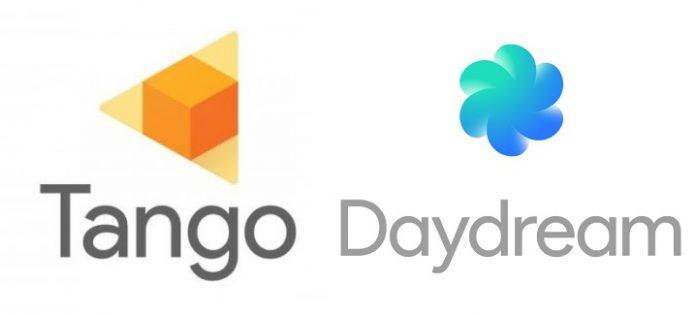 Google Tango and Daydream