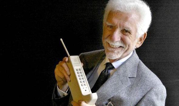 Motorola First Mobile Phone