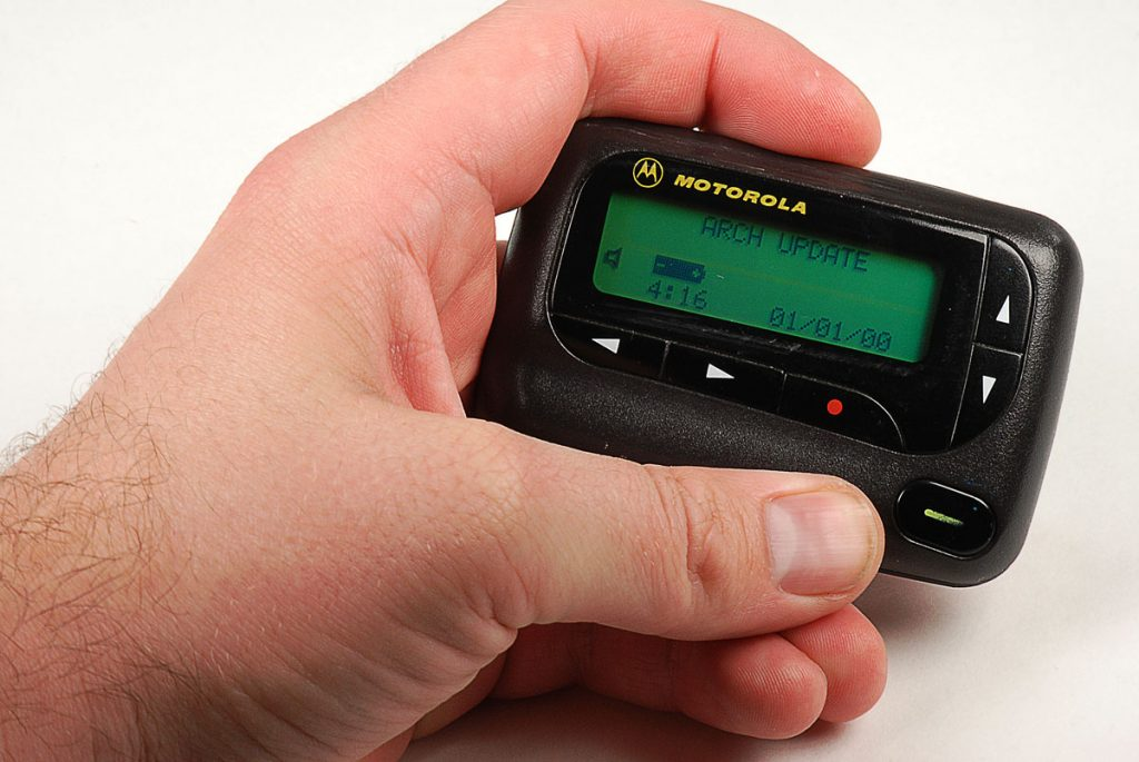 Motorola Pagers