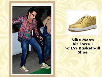 Ranveer Singh Nike Sneakers-crop