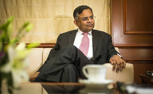 Tata Chairman Chandrasekaran