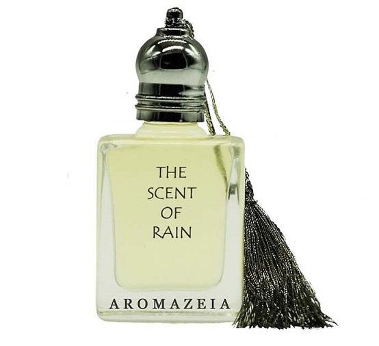 Aromazeia - The scent of rain mitti attar