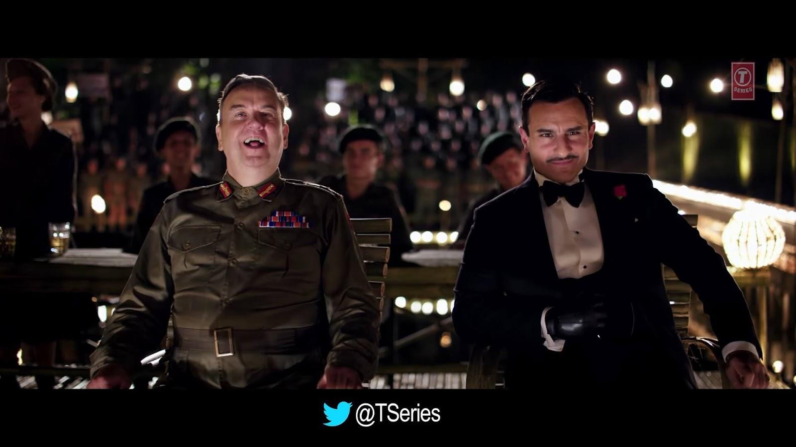 Bloody Hell Video Song - Rangoon - Saif Ali Khan, Kangana Ranaut, Shahid Kapoor (4)