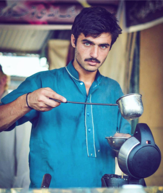 Chai wala model