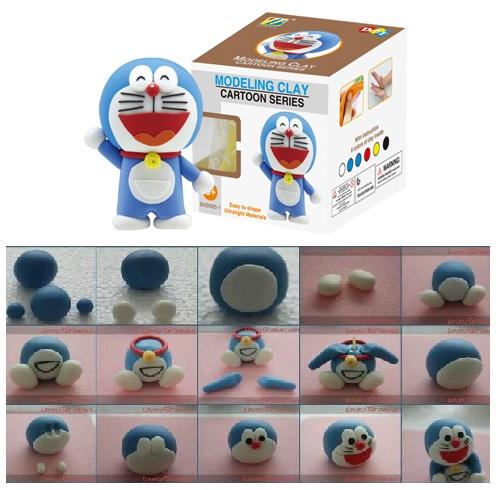 Doraemon-Bonnie-font-b-Clay-b-font-font-b-Modeling-b-font-font-b-Clay-b