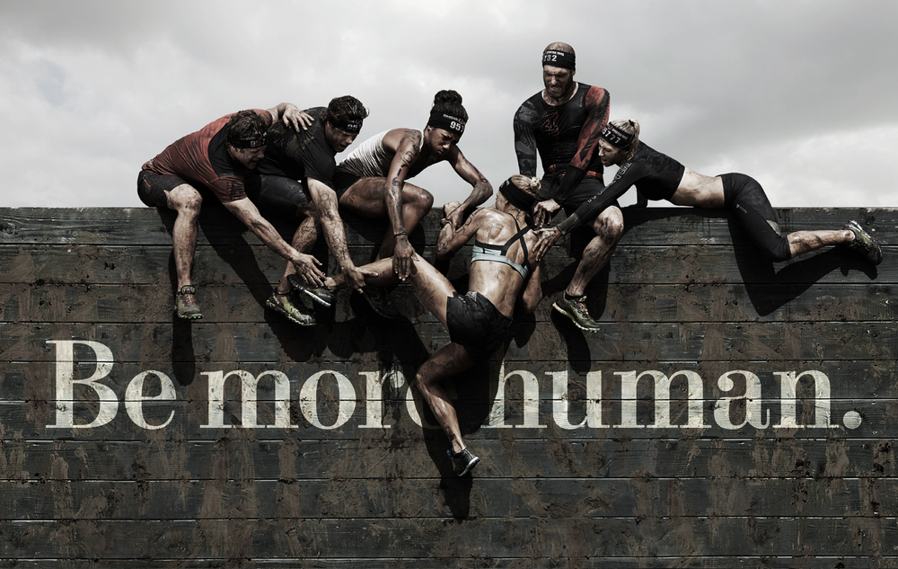 Reebok Be More Human
