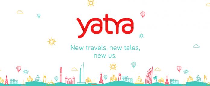 Yatra Red Logo