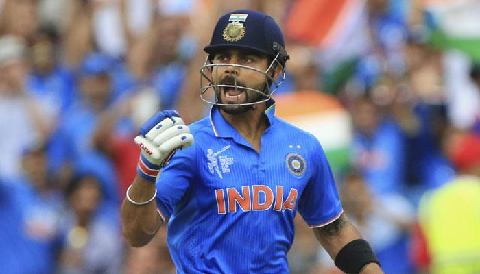Virat Kohli Pump up