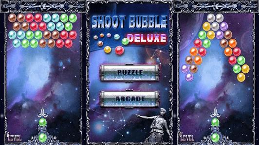 Shoot bubble delux