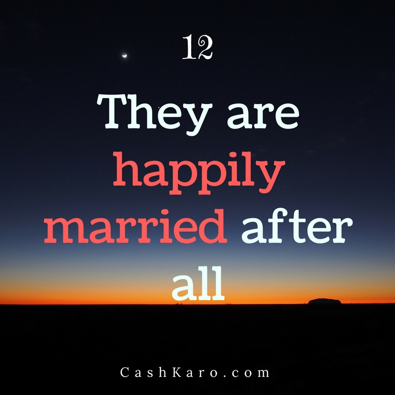 happily married final