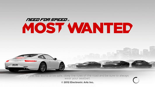 nfs - most wanted