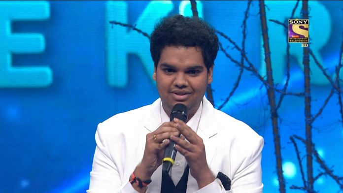Indian idol finalists
