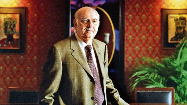Pallonji Mistry one of the top 10 billionaires in india 2017