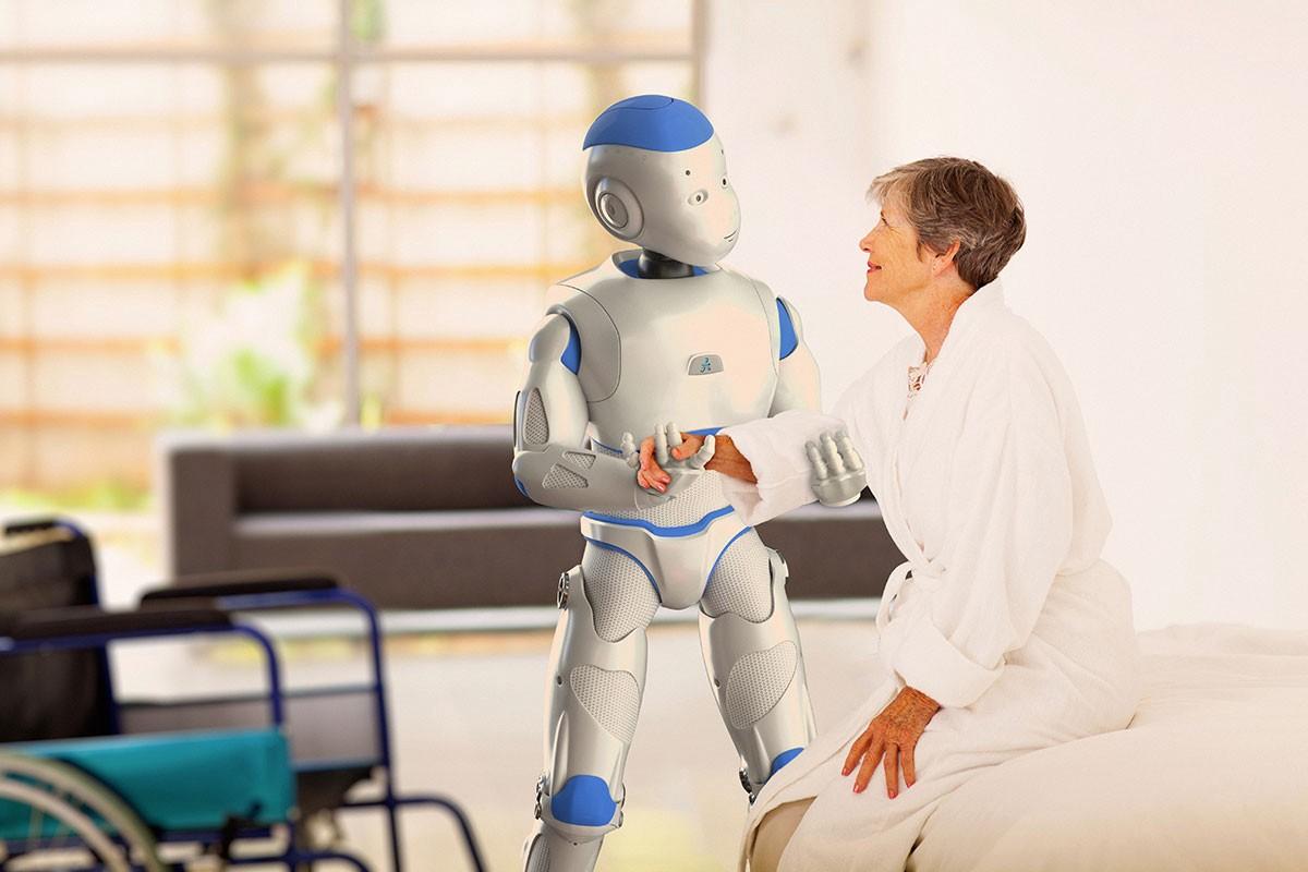 future of AI for healthcare robots