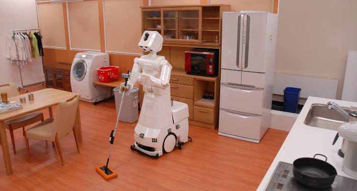 future of AI for home robots