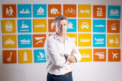 Cleartrip founder Stuart corighton